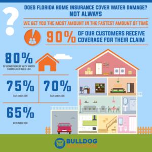 roof leak-bulldog adjusters-water damage