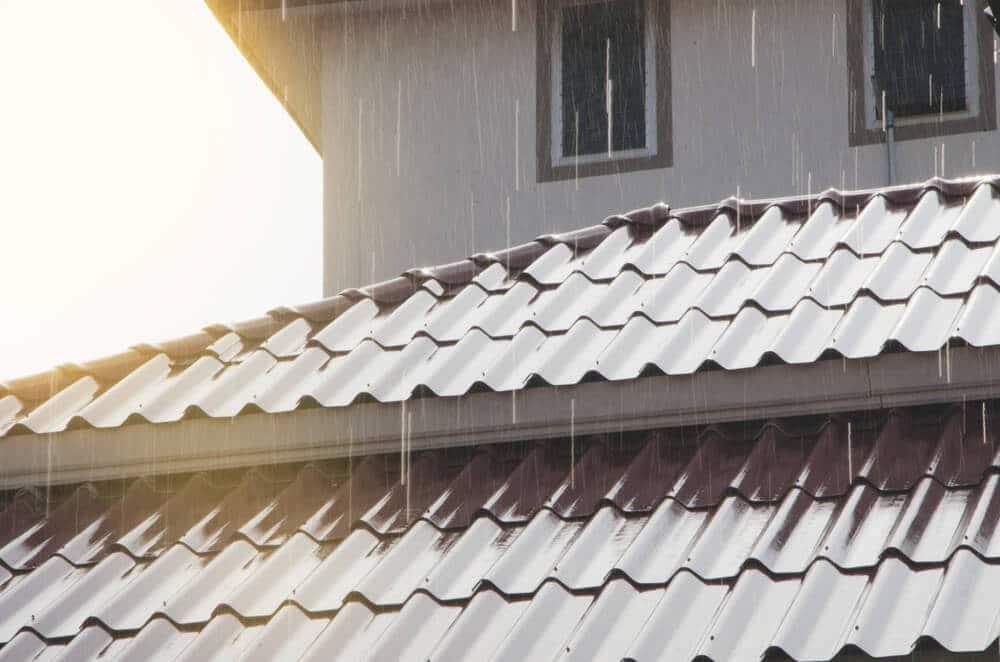 Rain | Metal Roofing | Bulldog Adjusters