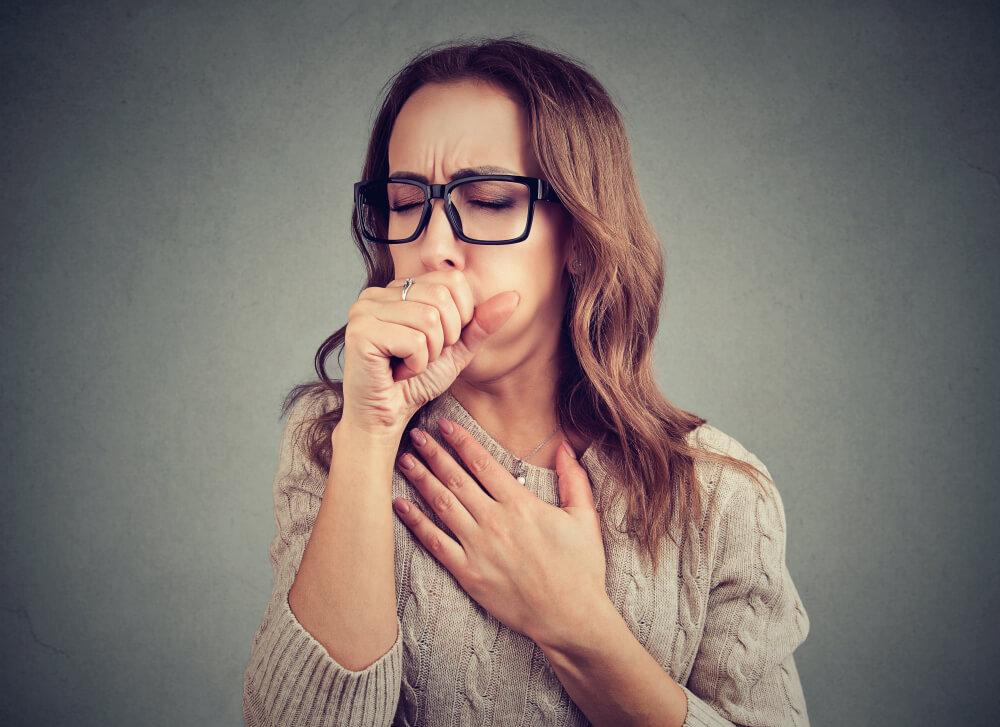 Coughing | Mold Damage | Bulldog Adjusters